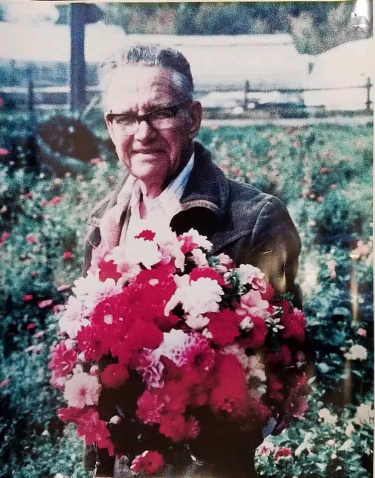 Barney Abma, late 1970s